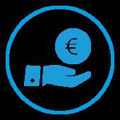Finanzierung € in offener Hand