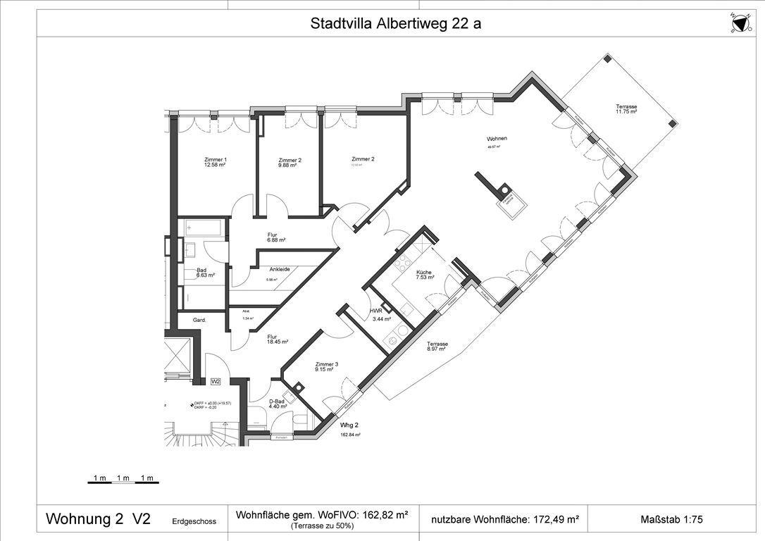 Wohnung 2 - Variante 2