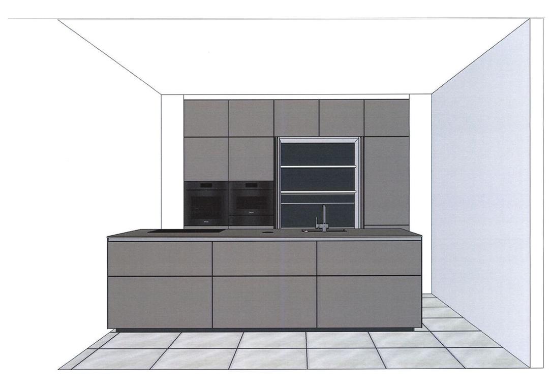 Küche_Zeichnung