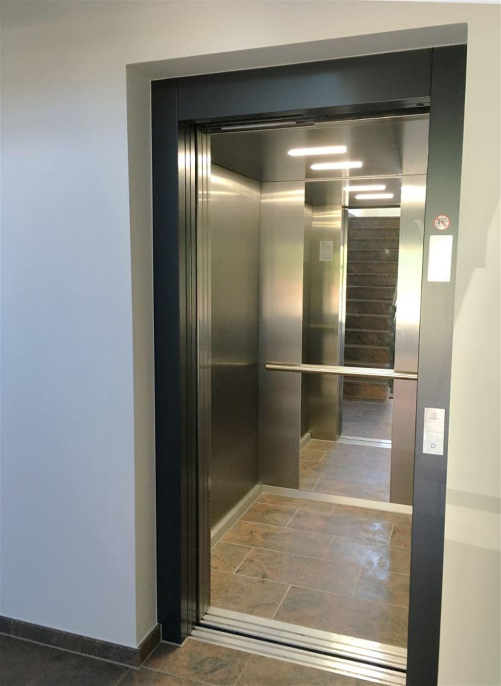 Aufzug (Ausstattungsbeispiel)